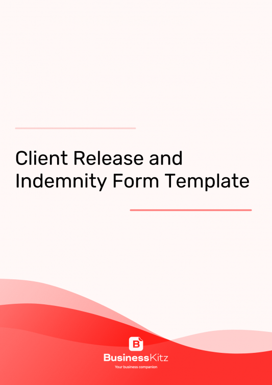 Client Release Form for Hair Services