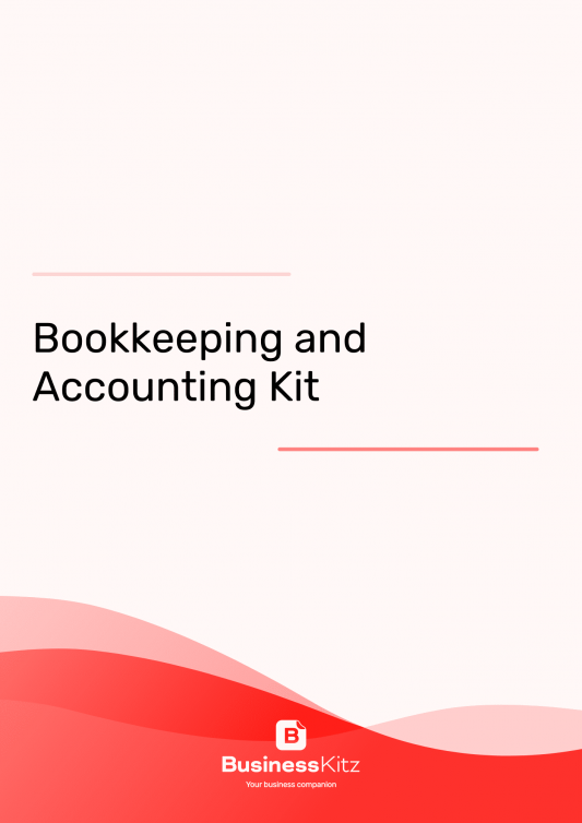 Bookkeeping and Accounting Kit