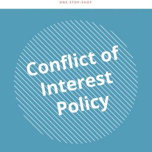 business organisation management conflict interest policy