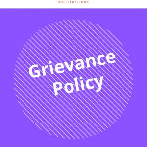 employee human resources management grievance policy