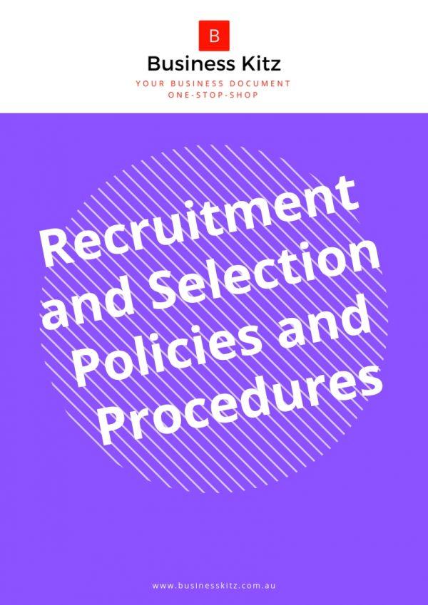 recruitment employment human resources HR business management