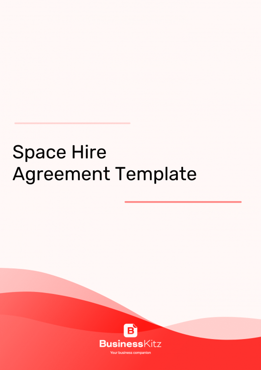Space Hire Agreement