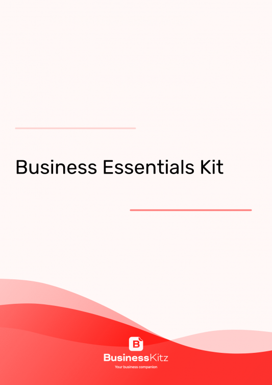 Starting a Business in Australia Business Kit Essentials