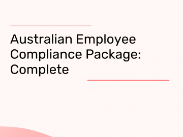 Human Resource Package Complete